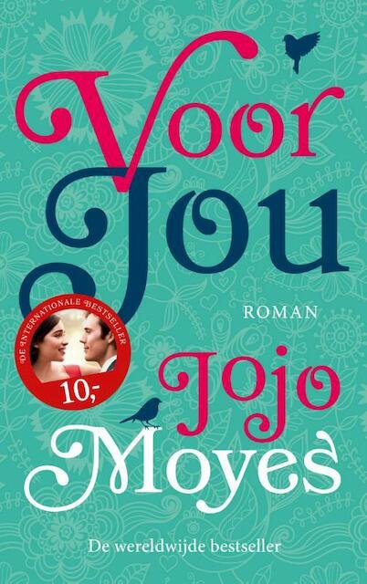 Voor jou - Jojo Moyes, Anna Livestro
