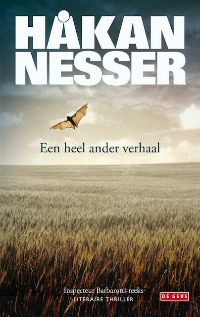 heel ander verhaal - Hakan Nesser