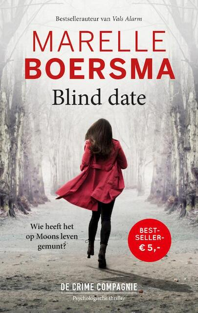 Blind date - Marelle Boersma