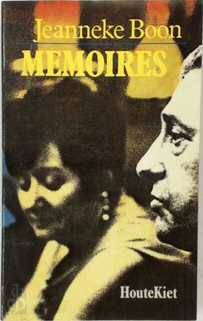 Memoires - Jeanneke Boon, Herwig Leus