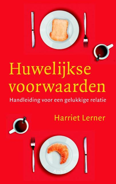 Huwelijkse voorwaarden - Harriet Lerner