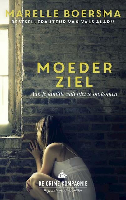 Moederziel - Marelle Boersma