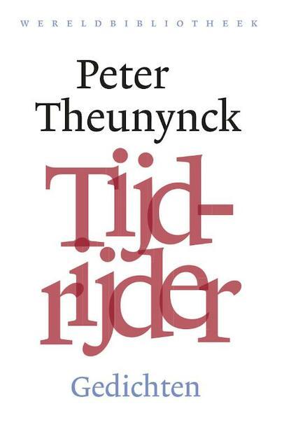 Tijdrijder - Peter Theunynck