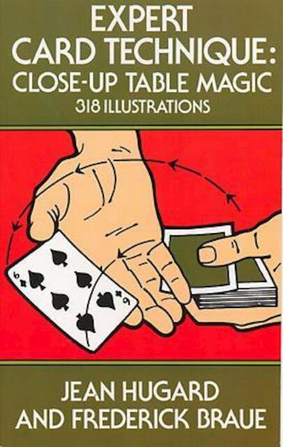 Expert Card Technique - Jean Hugard