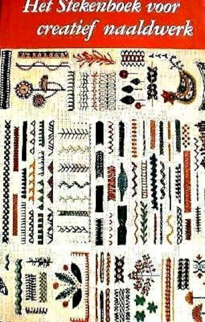 Stekenboek voor creatief naaldwerk - Enthoven
