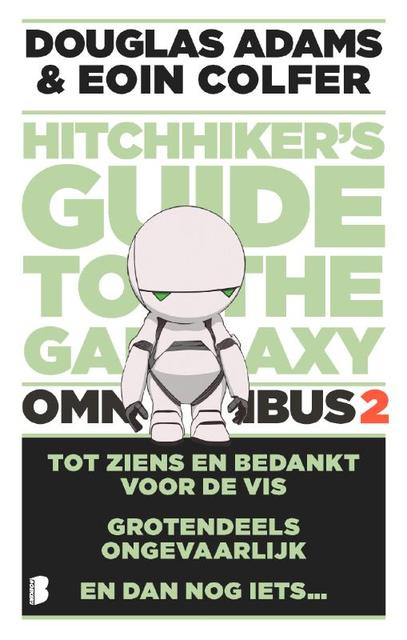 Hitchhiker's Guide to the Galaxy - omnibus 2 - Douglas Adams, Eoin Colfer