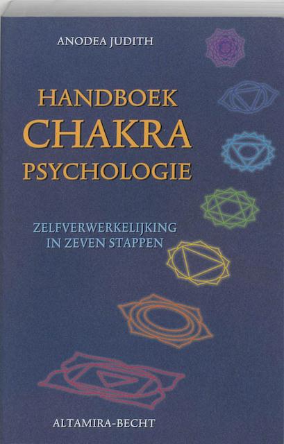 Handboek chakrapsychologie - Anodea Judith