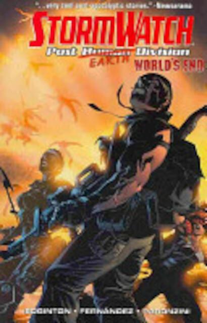 World's End - Ian Edginton, Leandro Fernandez