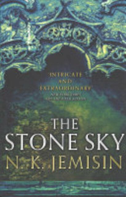The Stone Sky - N. K. Jemisin
