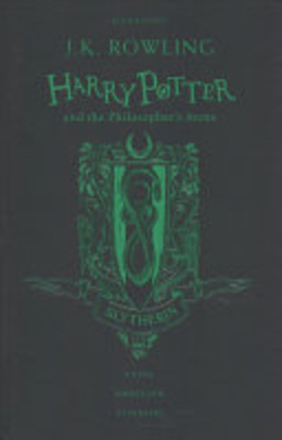 Harry Potter and the Philosopher's Stone - Slytherin Edition - J. K. Rowling