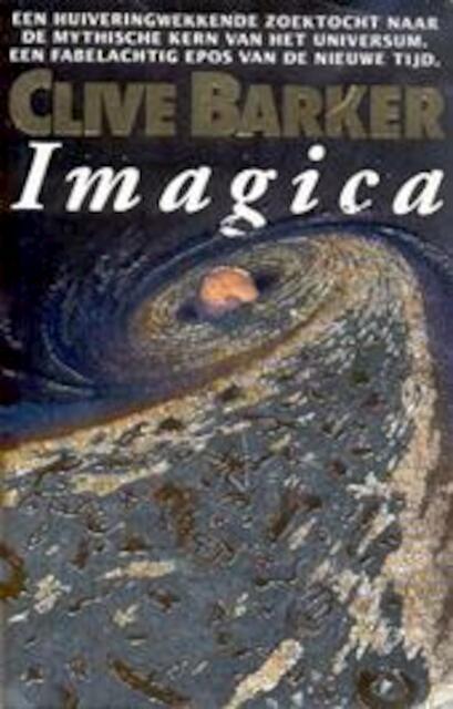 Imagica - Clive Barker