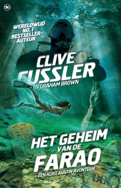 Het geheim van de farao - Clive Cussler
