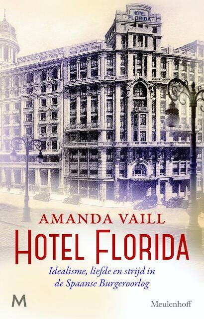Hotel Florida - Amanda Vaill