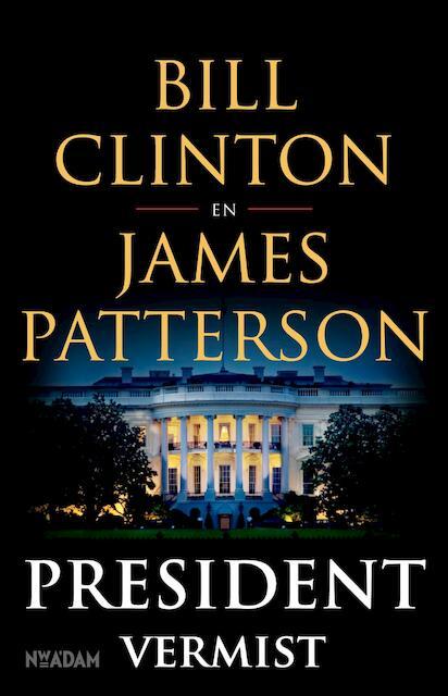 President vermist - Bill Clinton