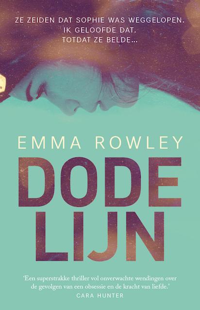 Dode lijn - Emma Rowley