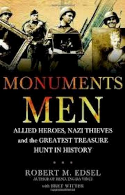 Monuments men - Robert M. Edsel