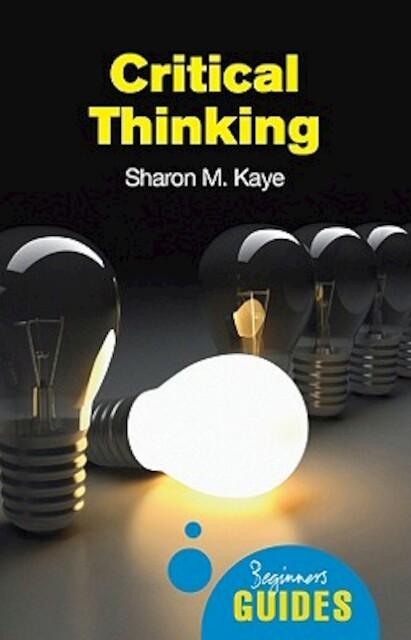 Critical Thinking - Sharon M. Kaye