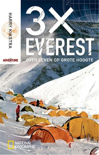 3 x Everest - Harry Kikstra
