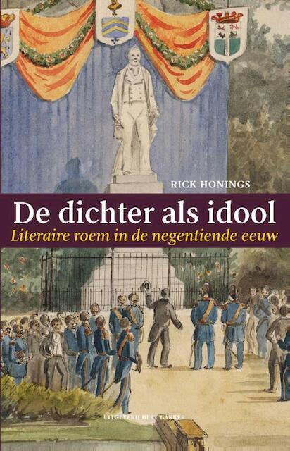 De dichter als idool - Rick Honings
