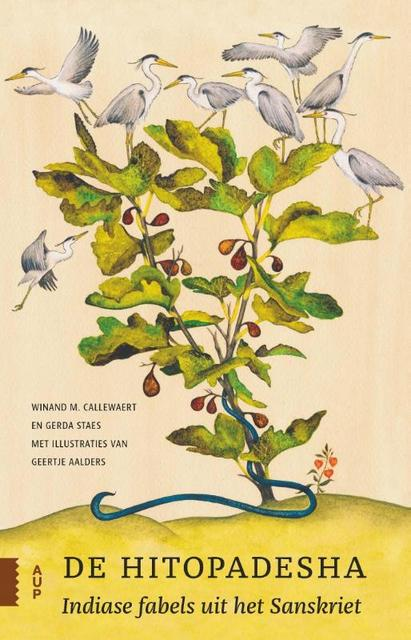 De Hitopadesha - Nãrãyana, Winand M. Callewaert, Gerda Staes
