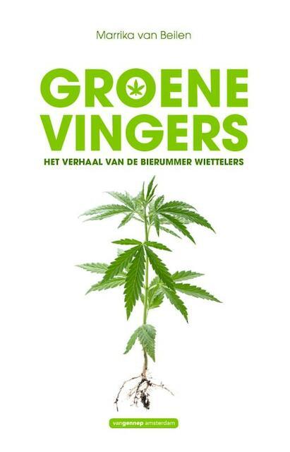 Groene vingers - Marrika van Beilen