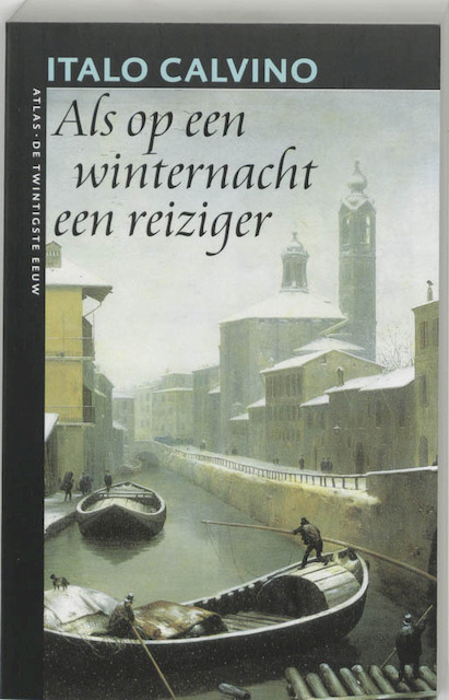 Als op een winternacht een reiziger - Italo Calvino