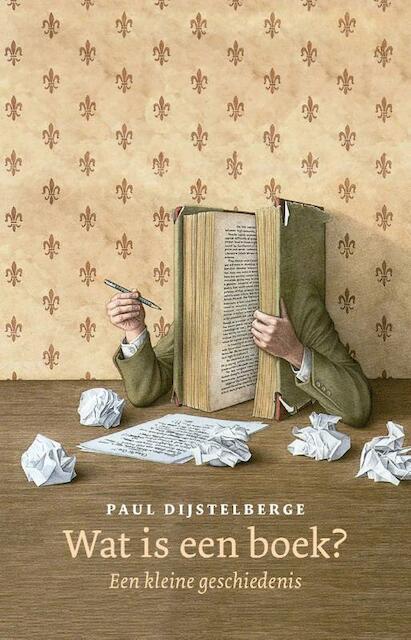 Wat is een boek? - Paul Dijstelberge