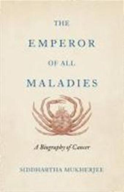 emperor of all maladies The pbs documentary, cancer: emperor of all maladies, has spurred a nationwide conversation about cancer, its origin and history, and excitingly looking forward to the most promising time in cancer research as our nation is poised to make significant advances.