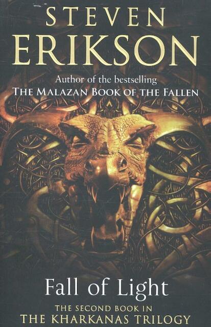 Fall Of Light Steven Erikson Isbn 9780593062203