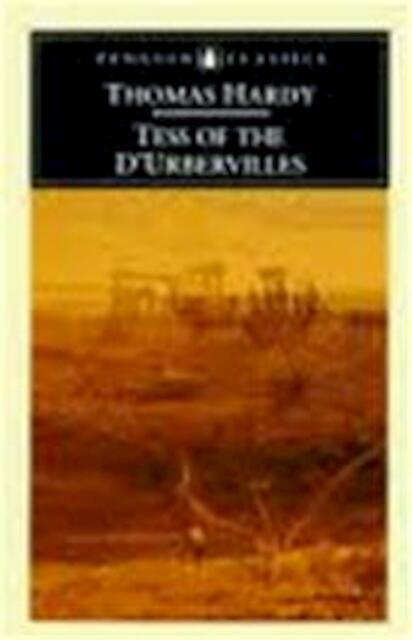 Tess of the d'Urbervilles - Thomas Hardy, Alfred Alvarez