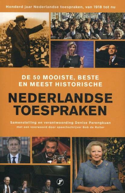 NEDERLANDSE TOESPRAKEN - Denise Parengkuan