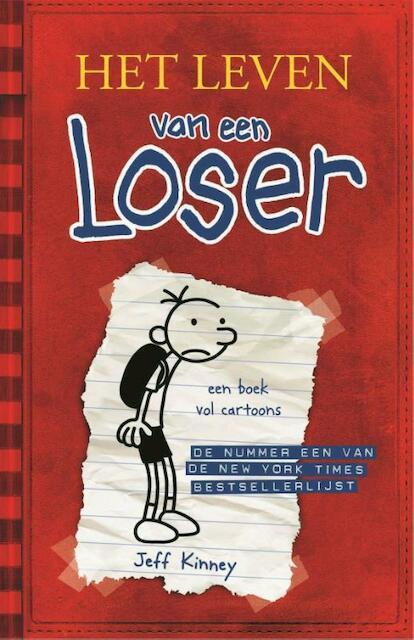 Het leven van een loser 1 - Jeff Kinney