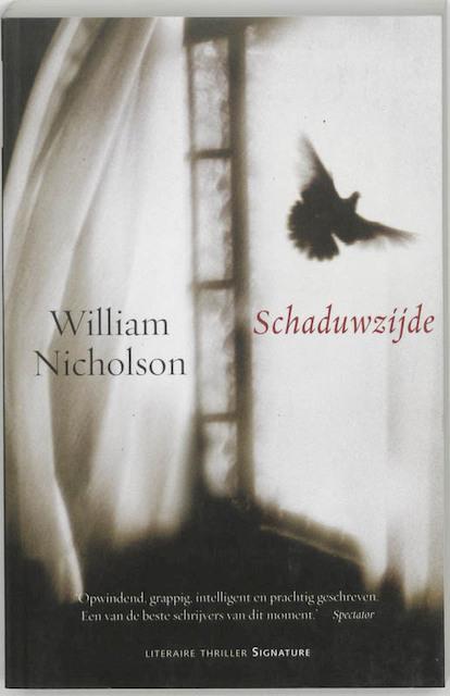 Schaduwzijde - W. Nicholson