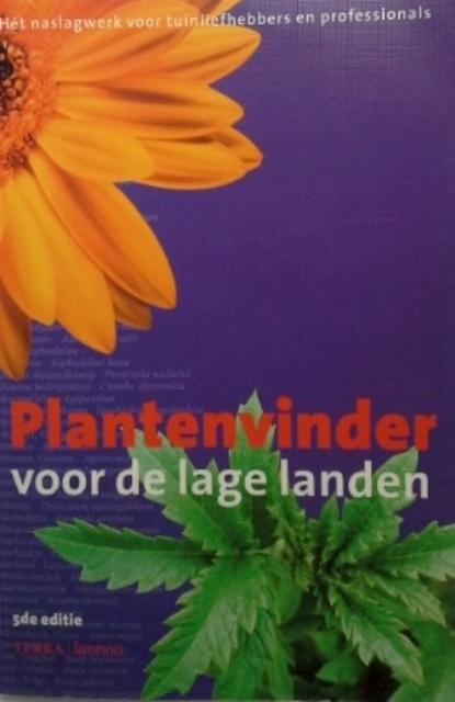 Plantenvinder voor de lage landen - Rick Wortelboer, Barbara Luijken