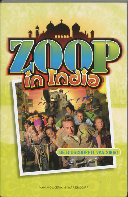 ZOOP in India - J.P. Schutten