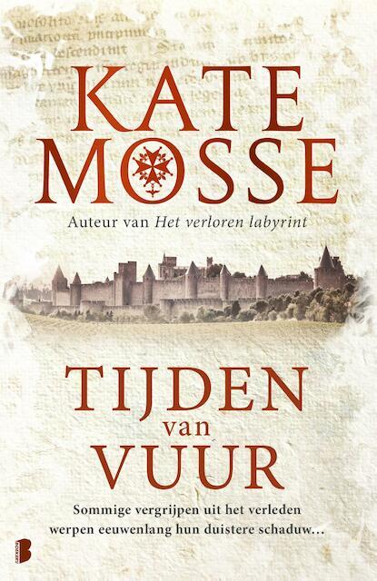 Tijden van vuur - Kate Mosse
