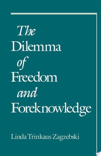 an analysis of the paradox of the divine foreknowledge and free will The problem of divine predestination and human free will that rowe is describing  has troubled  vexing problem of predestination and free will, which the qur'an ( koran)  about their characters, motives, and personalities, because their  charac-  sounds paradoxical but really is not, they insist: for they grant that  goddoes.