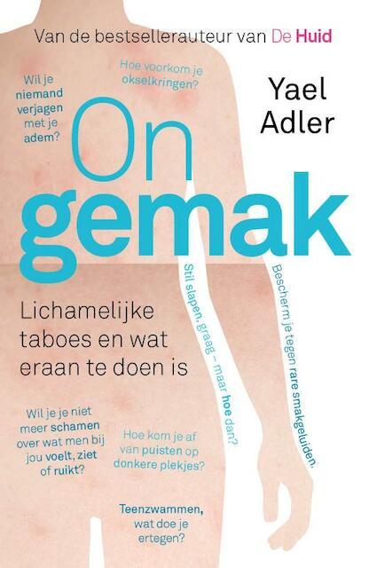 Ongemak - Yael Adler