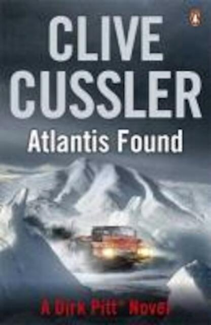 Atlantis Found - Clive Cussler