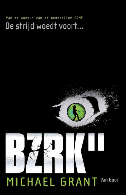 BZRK II - Michael Grant