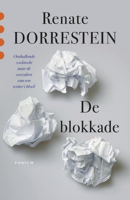 Blokkade - Renate Dorrestein