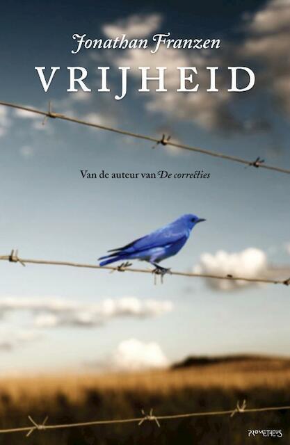 Vrijheid - Jonathan Franzen