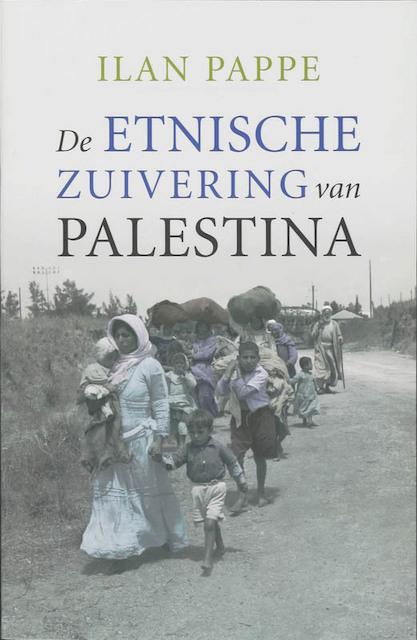 De etnische zuivering van Palestina - I. Pappe