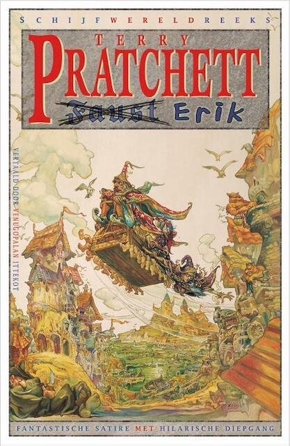 Faust / Erik - Terry Pratchett