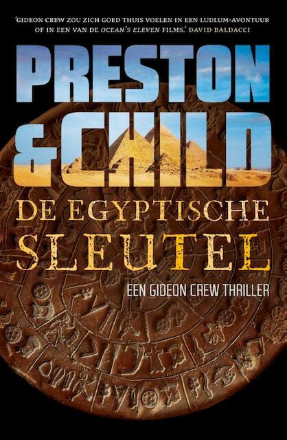 De Egyptische sleutel - Preston & Child
