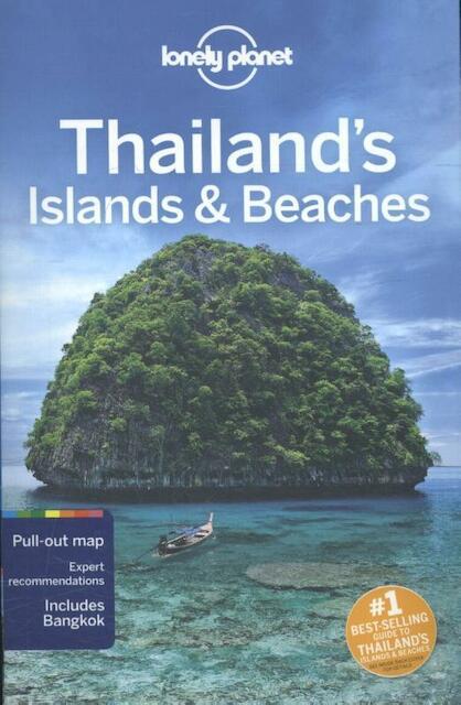 Lonely Planet Thailand's Islands & Beaches - (ISBN: 9781743218730)   De Slegte
