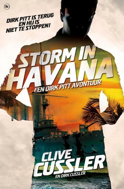 Storm in Havana - Clive Cussler
