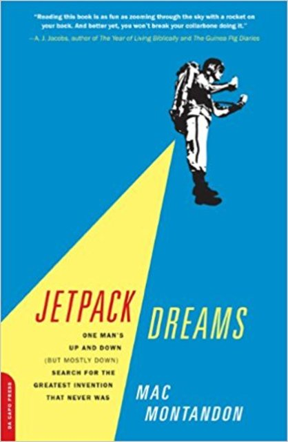 Jetpack dreams - Mac Montandon