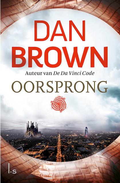 Oorsprong - Dan Brown