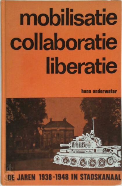 Mobilsatie collaboratie liberatie - Onderwater